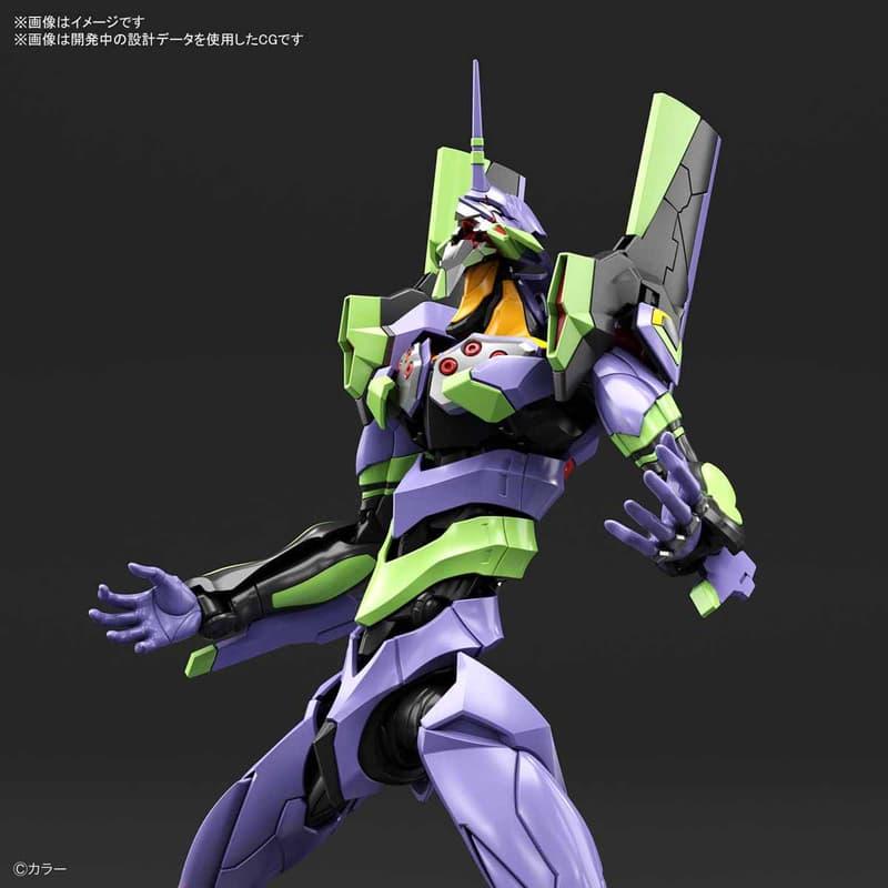 BANDAI 推出全新 RG 系列《福音戰士新劇場版》EVA 初號機玩具模型