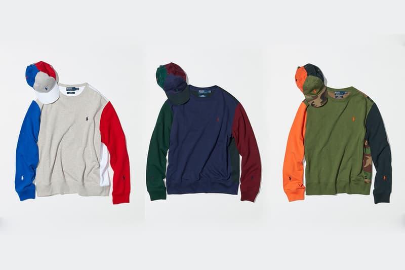 BEAMS x Polo Ralph Lauren 復古聯名服飾系列第二回