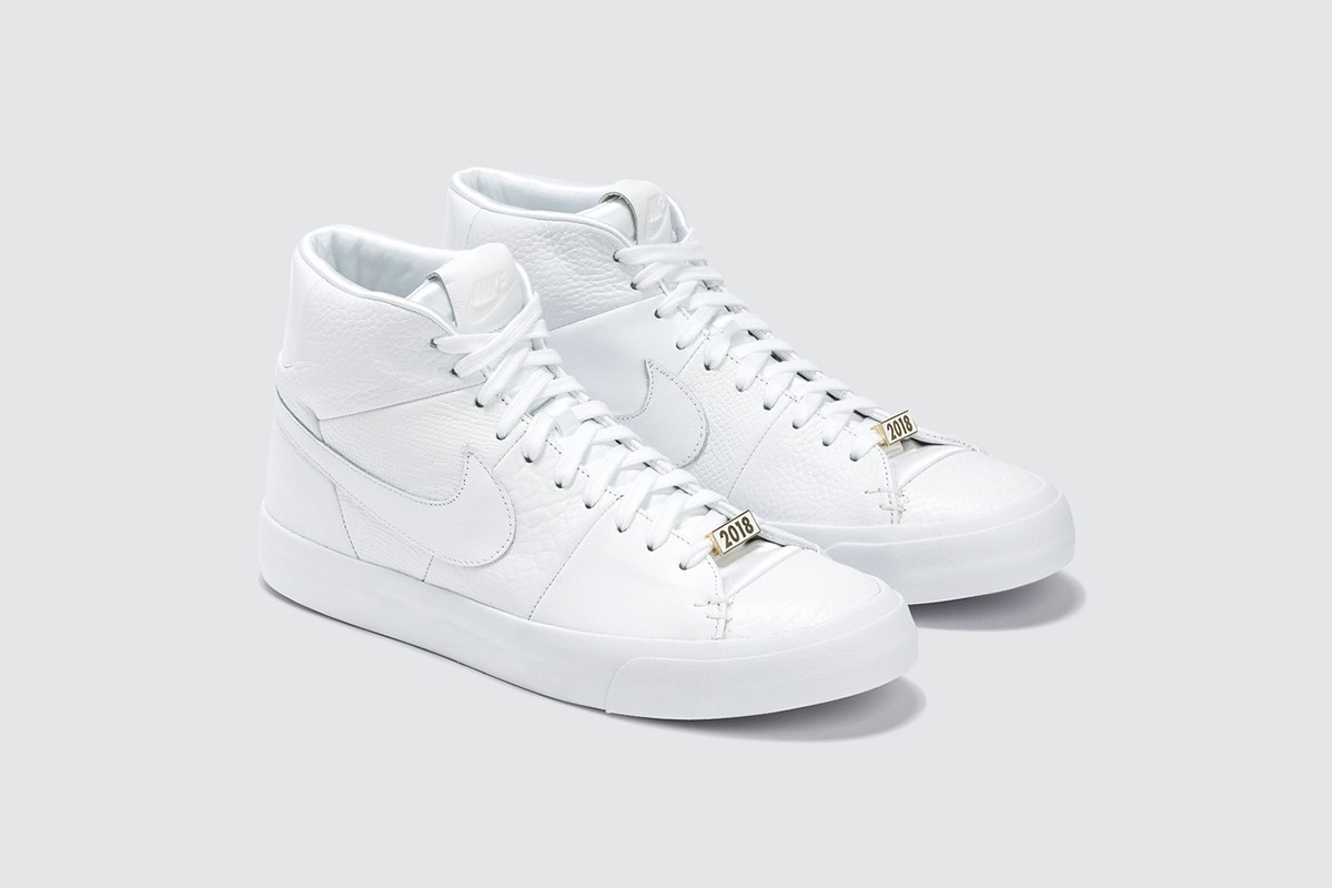 本日嚴選 11 款白色鞋履入手推介