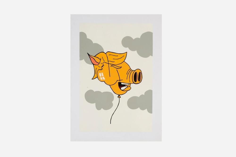 Best Art Drops:Donald Trump「豬年」變種畫作、Verdy x AllRightsReserved 聯乘系列