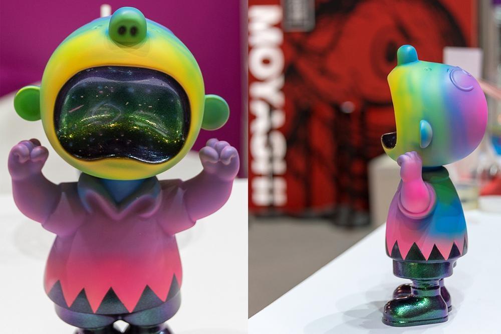 Best Art Drops:迷幻版「查理布朗」公仔、MTA x KRINK「紐約市地鐵配色」麥克筆組合
