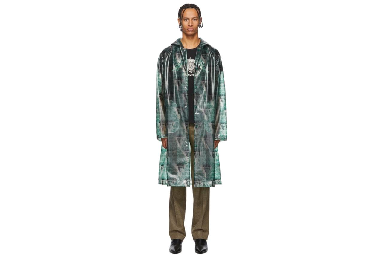 本日嚴選 10 款「雨季對策」服飾單品入手推介
