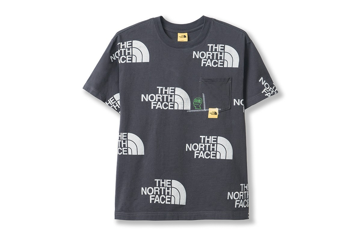 The North Face 与 Brain Dead 推出首个聯名系列