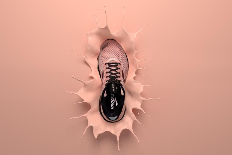 百年品牌 Brooks 推出食鬼配色 Ghost 12 跑鞋