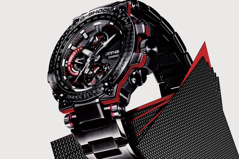 G-SHOCK 推出要價 $1,100 美元豪奢 MT-G 腕錶