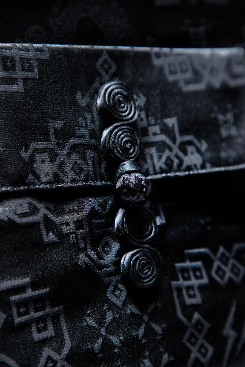 fragment design x CLOT x Nike 聯名系列「Black Silk」推出外套、線香座組合