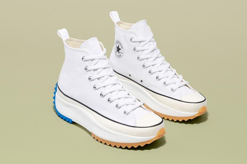 強勢回歸 - Converse x JW Anderson 大勢鞋款 Run Star Hike 將再次發售