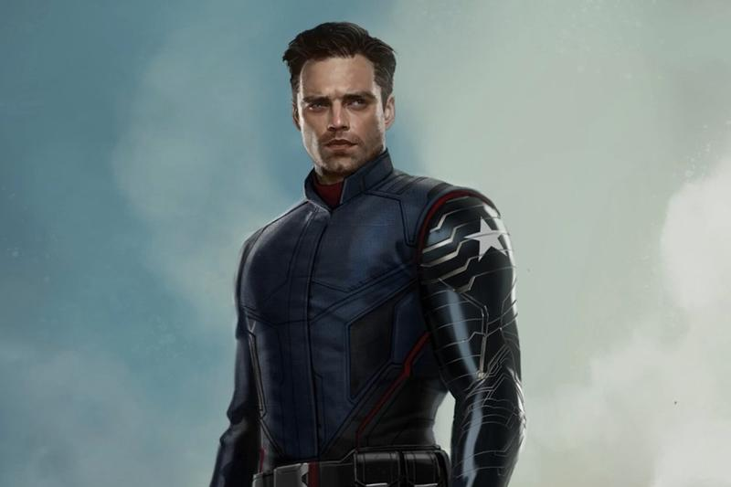Disney+ 之 Marvel 英雄影集《The Falcon and The Winter Soldier》概念圖曝光