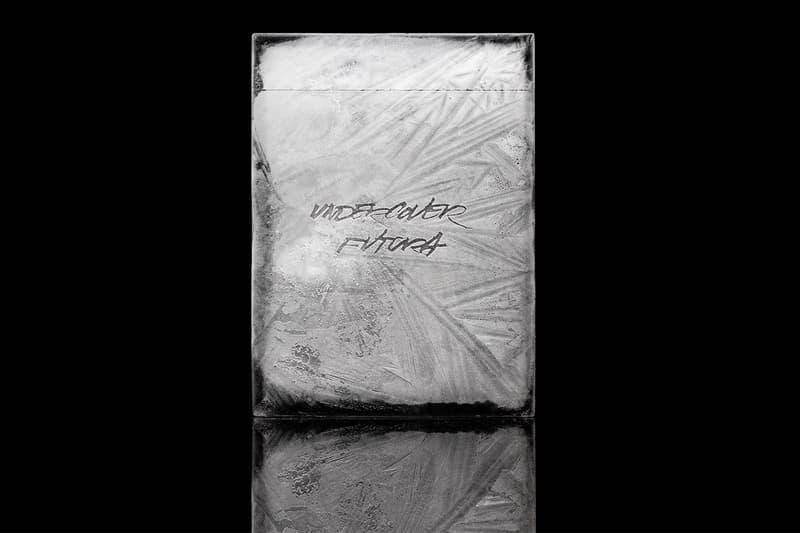 冰製雜誌 - E806T 打造《HYPEBEAST Magazine Issue 27: The Kinship Issue》冰雕藝品