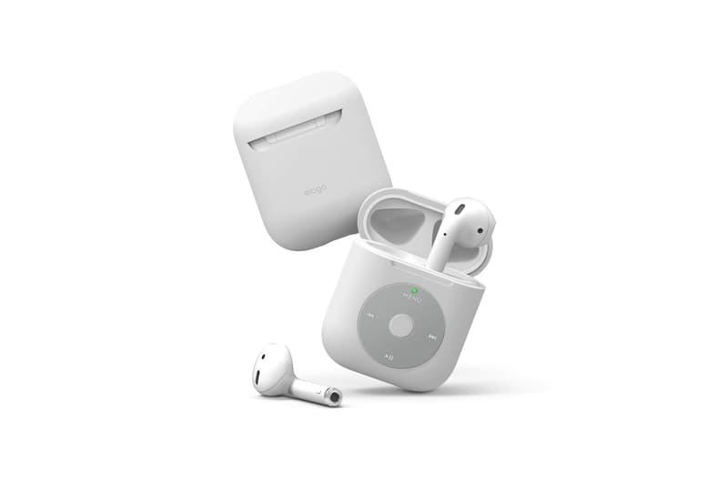 舊物新趣-Elago 推出 iPod 外觀 Apple AirPods 保護殼