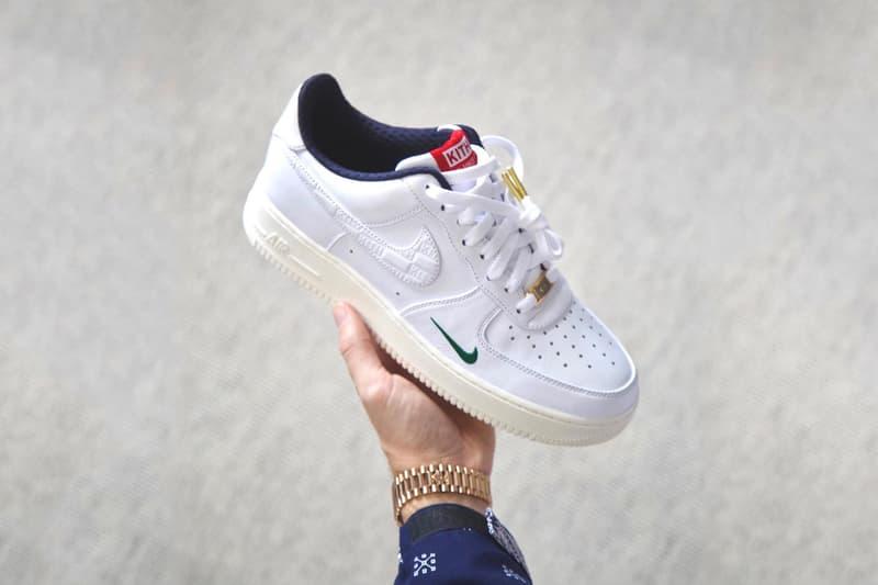 聯乘大軍壓境-Ronnie Fieg 亮相 KITH x Nike Air Force 1 鞋款