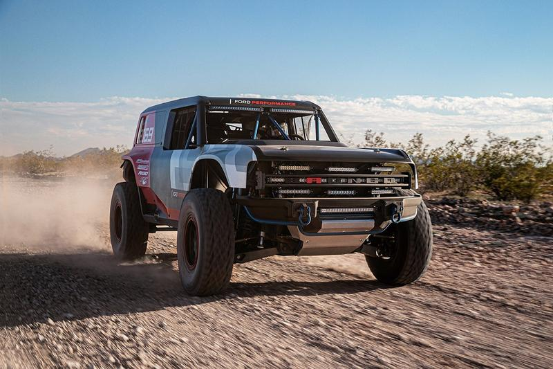 Ford 全新 2020 年式樣 Bronco R Race Prototype 量產車款發佈