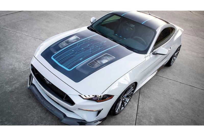 Ford 公佈具備 900 匹馬力的純電 Mustang Lithium