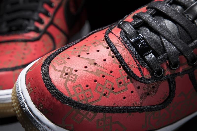 率先預覽 fragment design x CLOT x Nike 三方聯乘 Air Force 1「真實」面貌