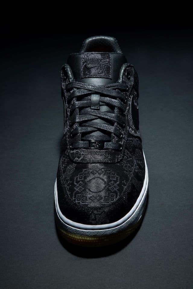 黑絲綢壓境!fragment design x CLOT x Nike 三方聯乘鞋款官方圖輯率先登場