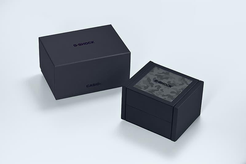 金屬風暴 − G-SHOCK 鈦合金物料 5000 系列台灣發售情報