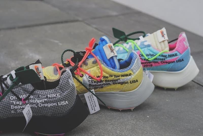 Off-White™ x Nike Vapor Street 聯乘香港區抽籤渠道開放