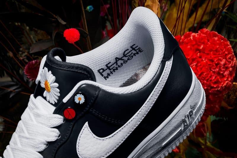 PEACEMINUSONE x Nike Air Force 1「PARA?NOISE」香港區抽籤情報公開