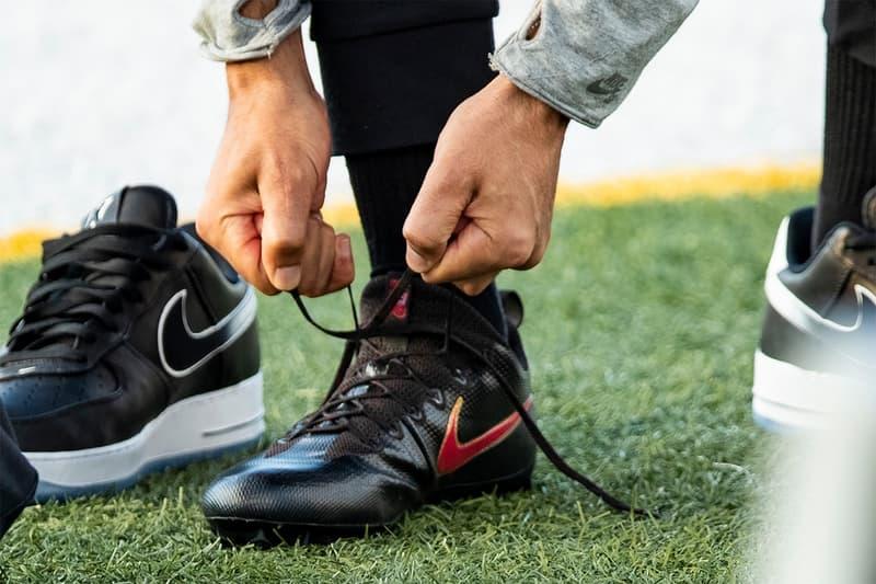 Colin Kaepernick 揭示聯乘 Nike Air Force 1 鞋款
