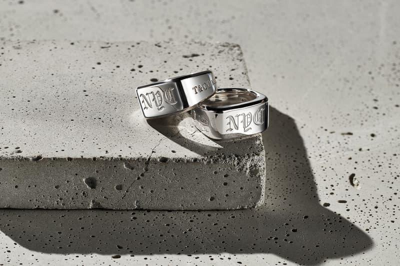 Dover Street Market x Tiffany & Co. 推出別注銀器系列