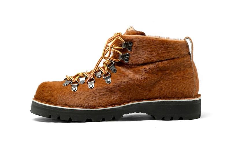 Engineered Garments x Danner 攜手打造冬天專屬別注 Mountain Trail