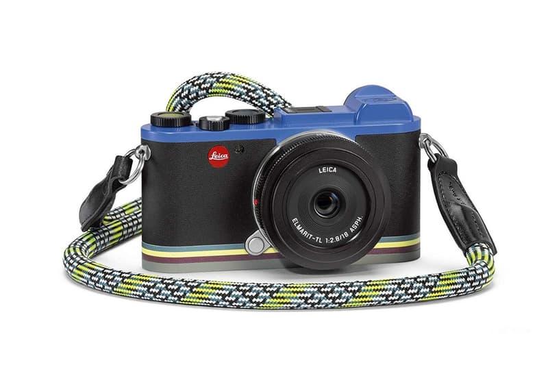 Paul Smith 重塑 Leica CL 推出別注版本