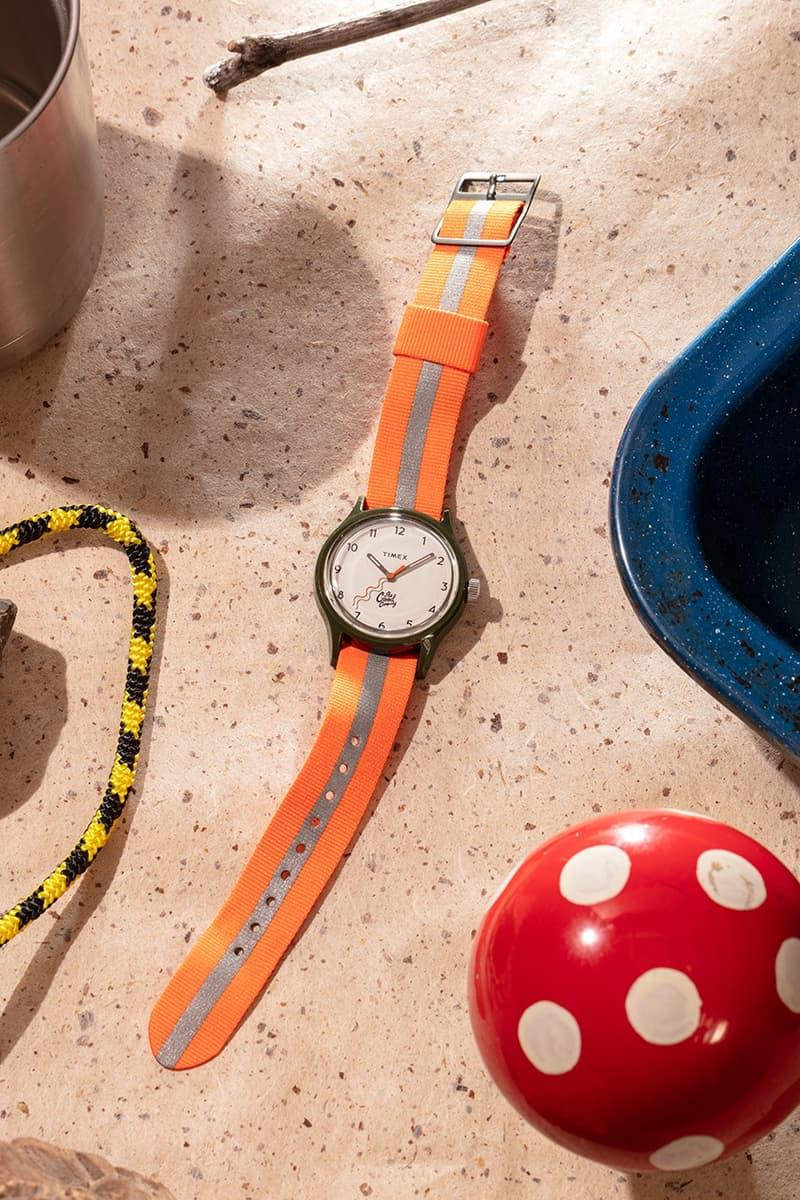 The Good Company x TIMEX 合作打造別注 MK1 02 手錶