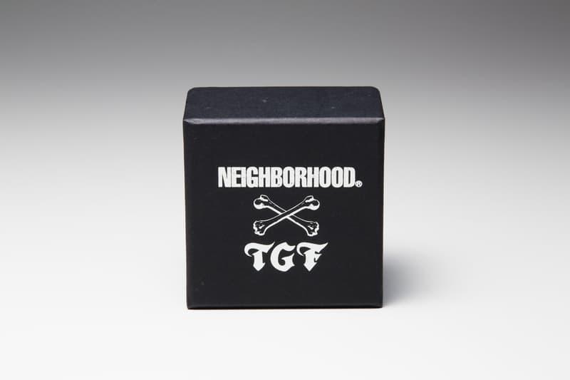 NEIGHBORHOOD x The Great Frog 攜手打造限量戒指系列