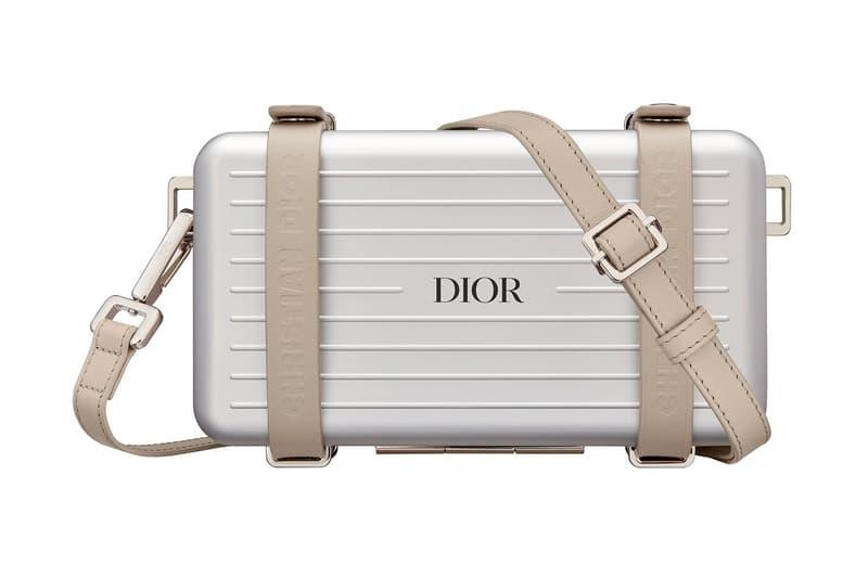 Dior x Rimowa 奢華之聯名系列發售情報公開