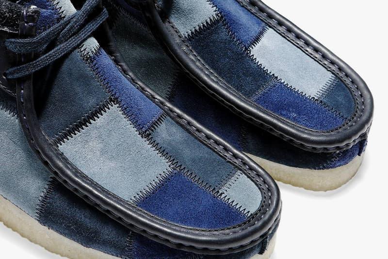 Bodega x Clarks 攜手打造別注拼皮 Wallabee 鞋款