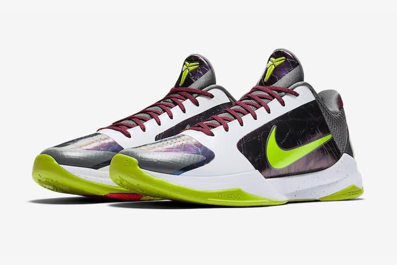 小丑配色 − Nike Kobe 5 Protro「Chaos」有望於十二月份復刻回歸