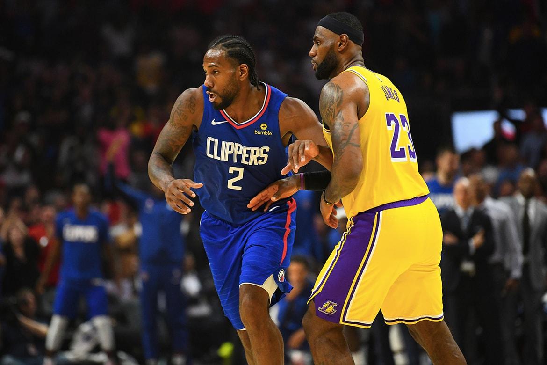 若NBA復賽後改制不分東西區,那就是偏袒湖人?這幾點因素確實有利於湖人!-籃球圈