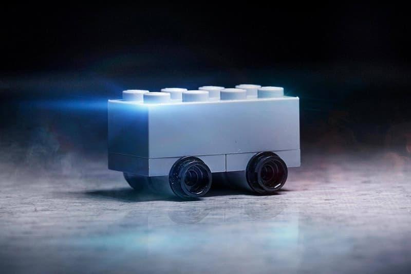 唯妙唯俏 − LEGO 惡搞 Tesla 全新車型 Cybertruck