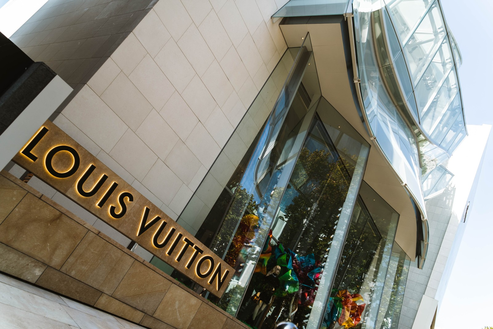 走進 Louis Vuitton 全新 Louis Vuitton Maison Seoul