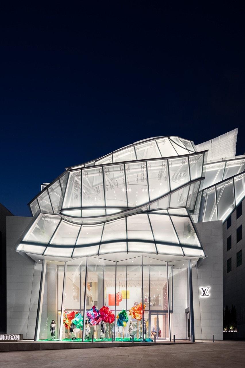 走進 Louis Vuitton 全新 Louis Vuitton Maison Seoul