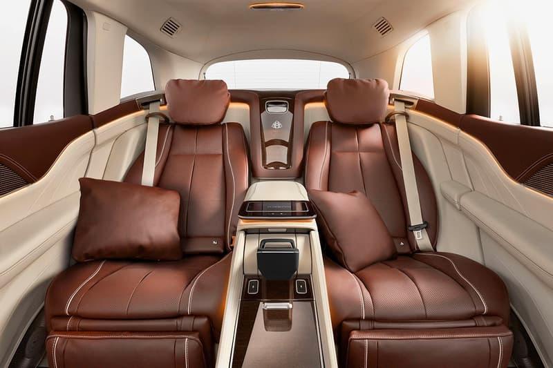頭等艙體驗 − Mercedes-Maybach 全新 GLS 600 4MATIC 車型發佈