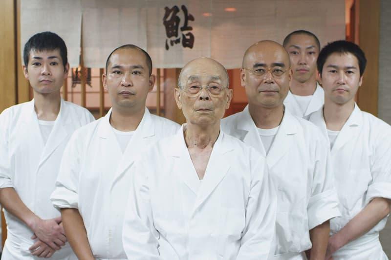 米其林拔除「壽司之神」小野二郎開設店舖「數寄屋橋次郎」之三星評價