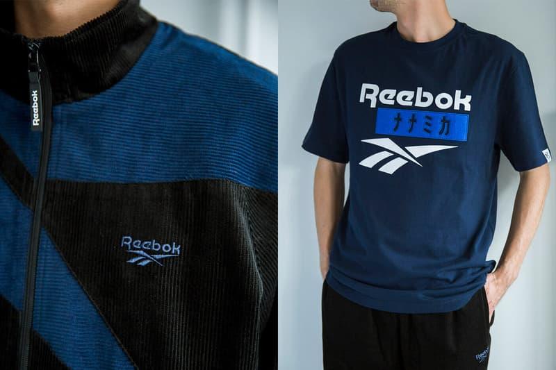 nanamica x Reebok 釋出別注聯名休閒運動服系列