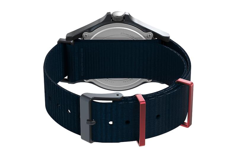 登月 50 年-NASA x Timex 攜手打造別注紀念版手錶