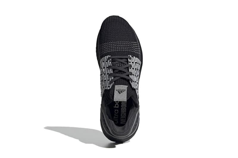NEIGHBORHOOD x adidas Consortium 全新聯乘 UltraBOOST 系列發佈