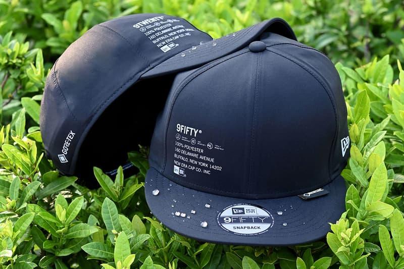 New Era 推出 GORE-TEX® 機能帽子系列