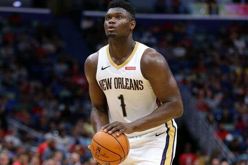 NBA 怪物新人 Zion Williamson 有望在十二月中旬正式回歸球場
