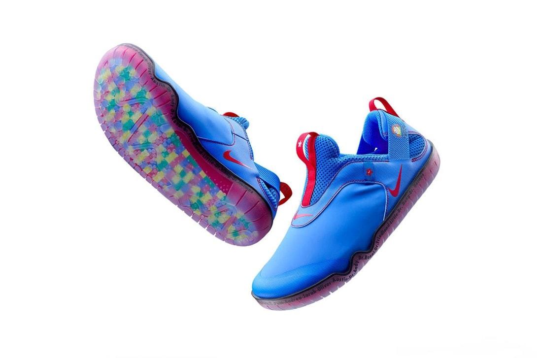 搶先揭示 Nike 專為醫務人員打造之 Air Zoom Pulse 鞋款