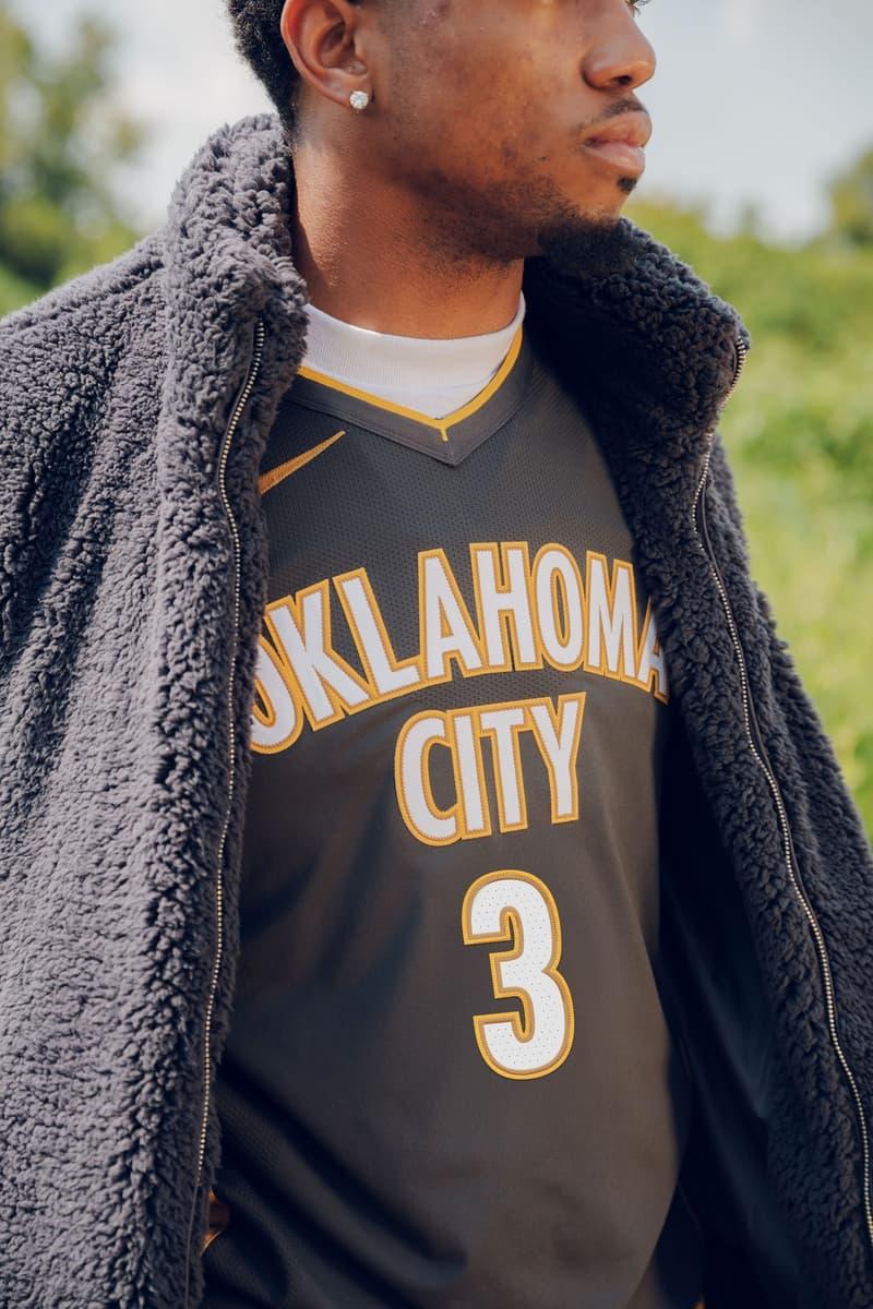 Nike 發表 2019-2020 NBA「城市限定版」球衣系列