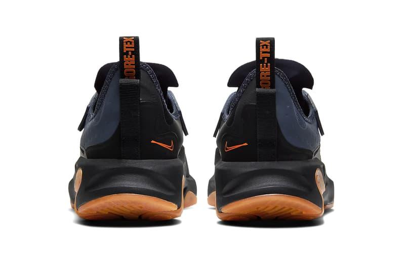 全氣候適應 - Nike React 搭載 GORE-TEX 面料全新鞋款正式發佈
