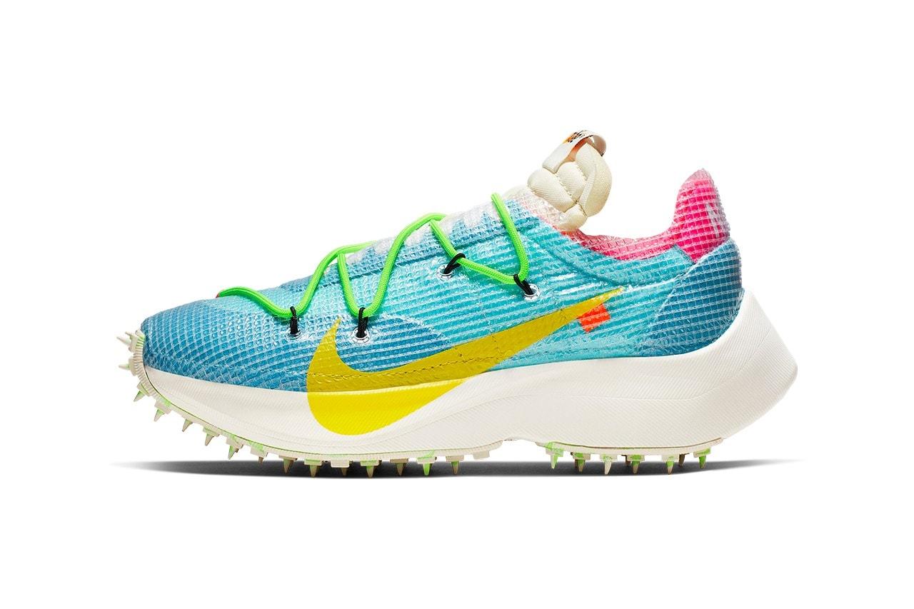 Virgil Abloh x Nike 第二波全新「Athlete in Progress」系列正式發佈