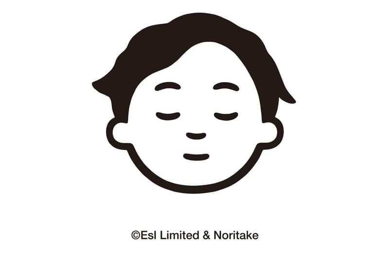 Eason Chan 陳奕迅 Noritake 全新「fear and DREAMS」聯乘企劃