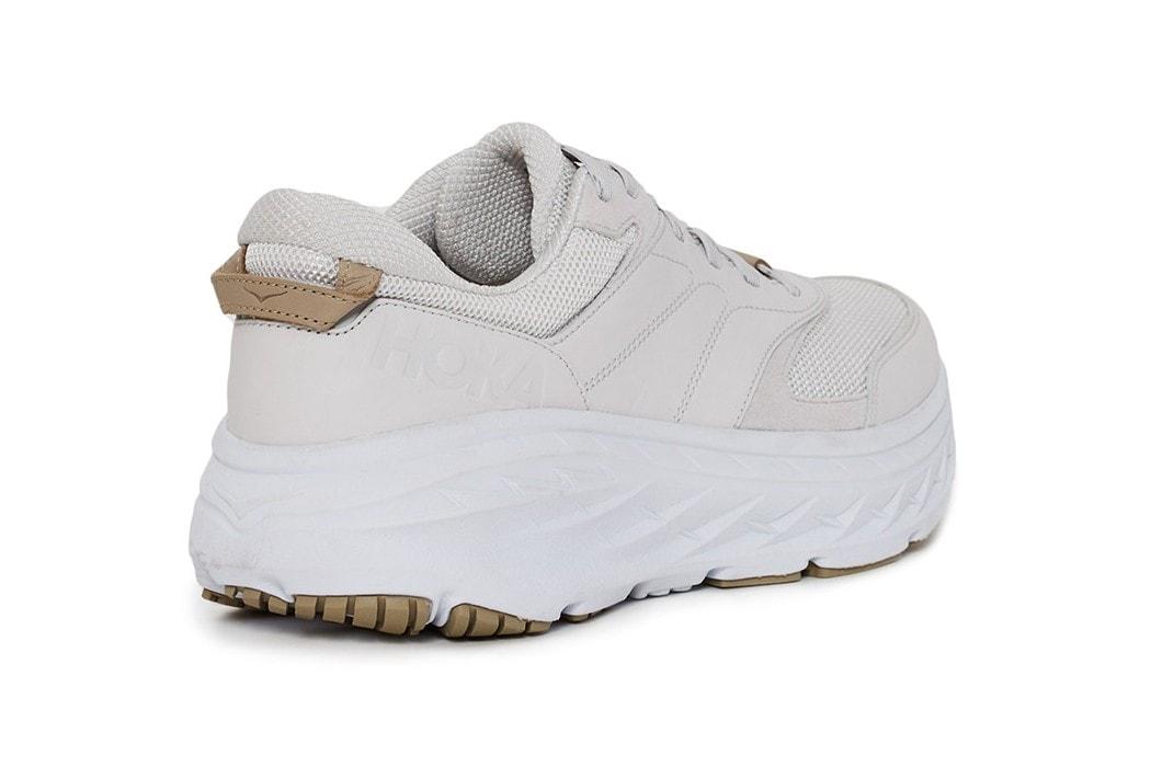 HOKA ONE ONE 攜手 Opening Ceremony 推出全新聯乘系列鞋款