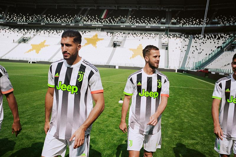 率先預覽 Juventus x Palace x adidas Football 全新聯乘系列