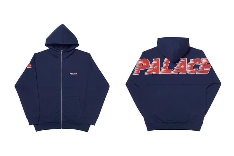 Palace 正式發佈 2019「Ultimo」連帽衫及衛衣系列